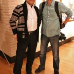 Shoji Tanaka and Peter Gric