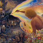Paintbrush Warrior - Mark Henson