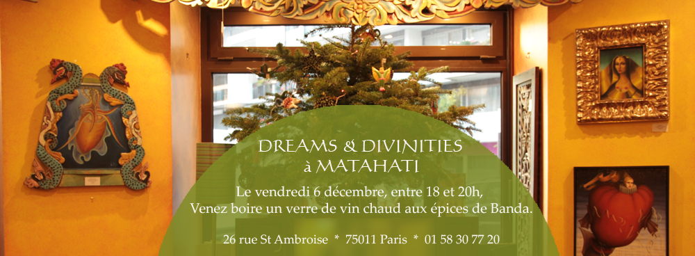 Matahati, Dreams & Divinities, visionary, ecology