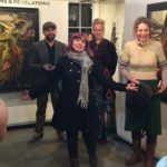 KrabJab's wonderwoman Julie Baroh presents the show